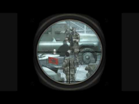 Call Of Duty 4 -  Mission 14: One Shot, One Kill