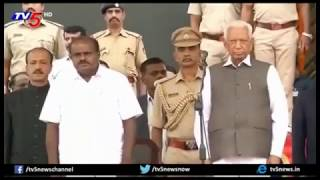 Kumaraswamy to Take Oath as Karnataka CM Full Video | Karnataka Government Formation