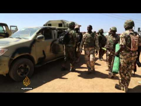 Nigeria 'using foreign mercenaries' against Boko Haram