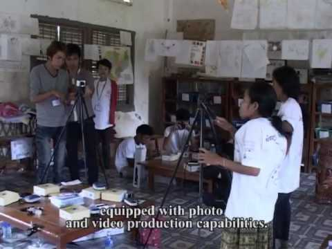 Disabilities and Access to Information - Cambodia