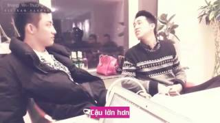 Thượng Ẩn Hậu Trường tập thoại trước giờ quay phim Vietsub