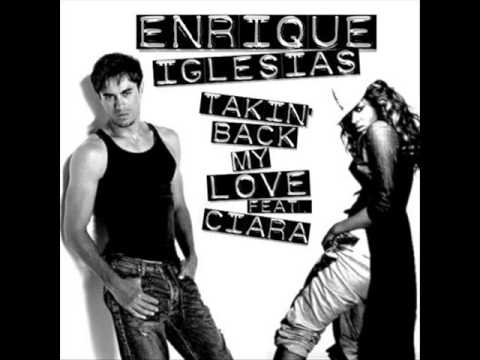 Enrique Iglesias Ciara Takin Back My Love remix