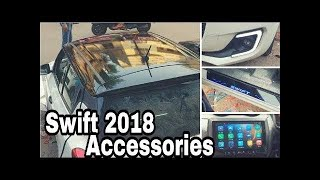 Maruti Suzuki Swift 2018 Accessories Android studio