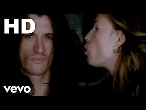 Aerosmith - Falling in love (Is so hard on the knees