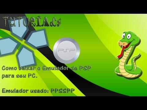 [TUTORIAL] Como instalar, usar e Configurar o Emulador PPSSPP 0.9 (Emulador de PSP) (PT-BR)
