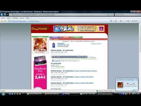 Coment télécharger des musique MP3 rapidement et facilement sans logiciel de téléchargement ! HD