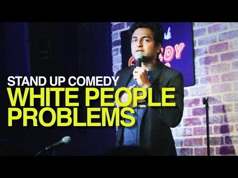 NRIs, INDIAN AMERICANS  WHITE PEOPLE PROBLEMS - STAND UP COMEDY  KENNY SEBASTIAN