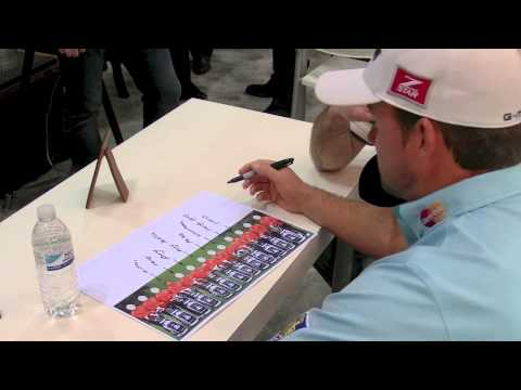 Graeme McDowell Picks His All Time Ryder Cup Team / Kartel Clothing Launch / 2013 PGA Show