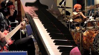 「Butter-Fly」 をピアノトリオセッションしてみた 【デジモンアドベンチャーOP】