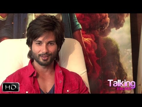 I Love The World Of Prabhu Dheva - Shahid Kapoor