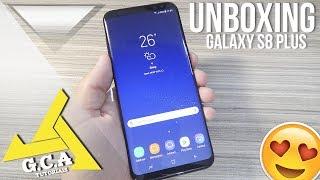 SIMPLESMENTE O MELHOR CELULAR DO MUNDO! 😍 UNBOXING - Samsung Galaxy S8 Plus/S8+ (PT-BR) ‹2017›