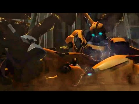 Transformers Prime Season 2 Episode 05 Operation Bumblebee Part 2 . [Transformers Prime in Hindi]
