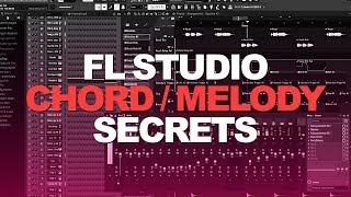 FL STUDIO CHORDS & MELODY SECRETS 2018