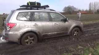 Subaru Forester - Legacy Off-Road Hilvarenbeek 2015 part 3
