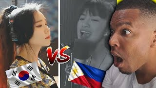 Korea VS Philippines Sings Despacito | Who Sang it Better ?