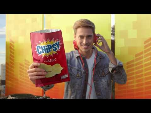 Muzika ima bolji ukus uz Chipsy