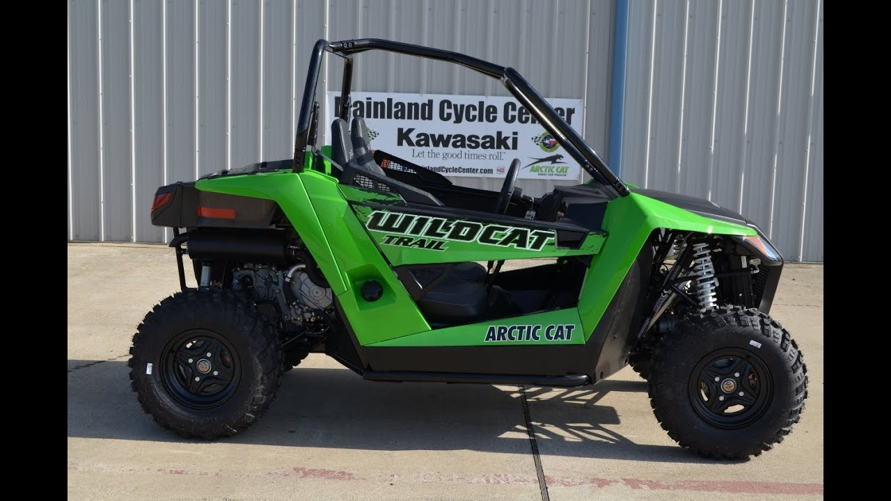 Arctic Cat Wildcat Trail Xt Lift Kit