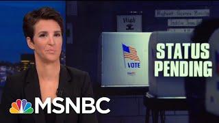 Brian Kemp Record Shows Poor Stewardship Of Georgia's Election System | Rachel Maddow | MSNBC