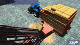 farming, simulator, gisebo, gisebobv1, bale trailer
