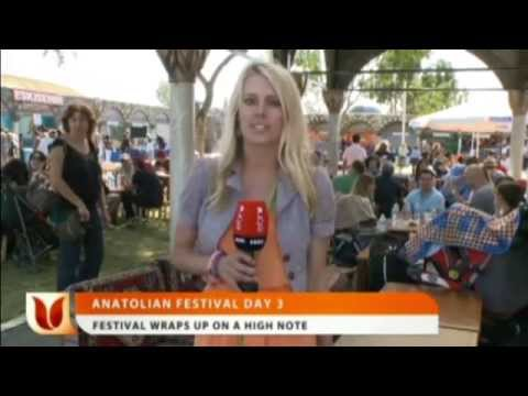 2013 Ebru TV - Anatolian Festival Wraps Up On a High Note