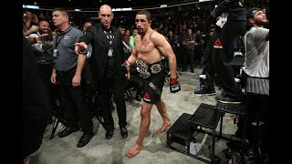 ROB WHITTAKER WITHDRAWS FROM UFC 234