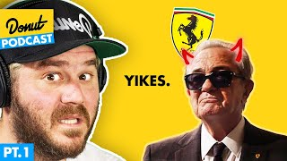 Was Enzo Ferrari a Bad Person? - Past Gas #01