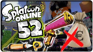 Let's Play SPLATOON ONLINE Part 52: Domtendo ist pleite? [Focus-Profi-Kleckser & Dynaroller Tesla]