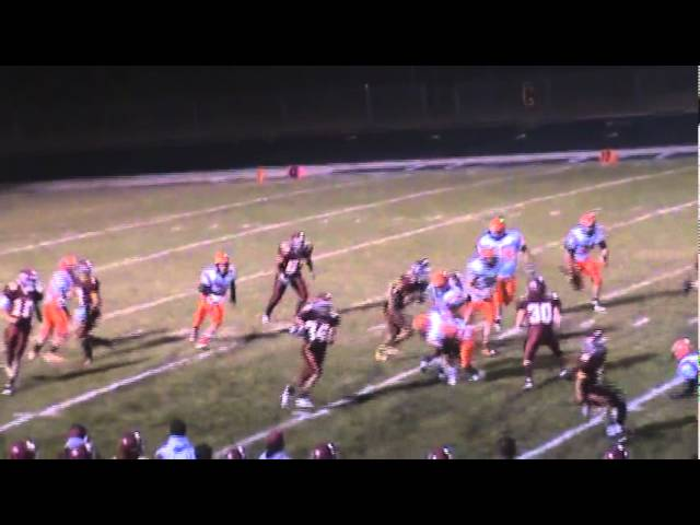 11-11-11 - 28 more yards for Tyler Carter