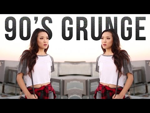 HOW TO STYLE | 90's Grunge (3-ways)