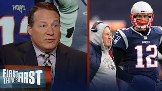 Belichick may retire when Brady does, talks next 6 games — Eric Mangini | NFL | FIRST THINGS FIRST