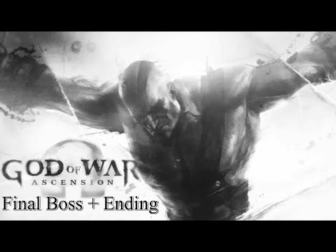 God Of War: Ascension - Final Boss + Ending video