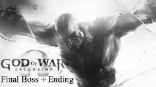 God Of War_ Ascension - Final Boss + Ending