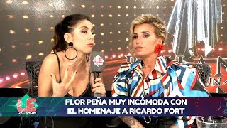 Los especialistas del show - Programa 07/12/18 - Flor Peña incómoda con el homenaje a Ricardo Fort