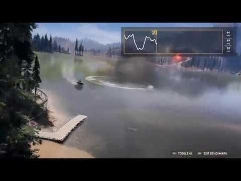 Far Cry 5 Benchmark GTX 1060 FX-8350 FPS Test