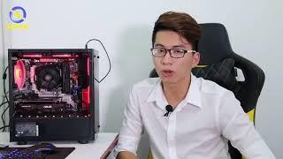 PC 14 Triệu cân tất cả Game với Ryzen 3 2200G kết hợp GTX 1050TI   ANPHATCOMPUTER