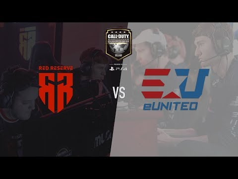 eUnited vs Red Reserve | CWL Champs 2018 | Day 3