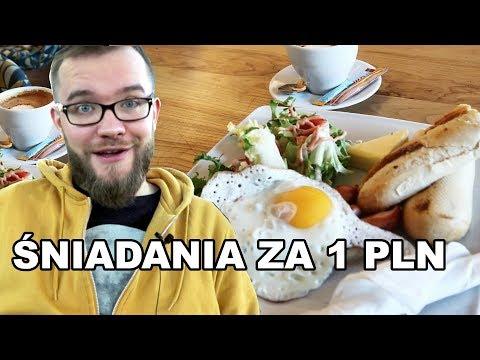JAK I GDZIE Zjeść śniadanie ZA ZŁOTÓWKĘ W Warszawie? | GASTRO VLOG #84