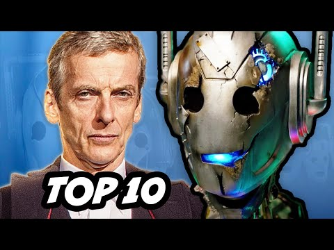 Doctor Who Series 8 - Top 10 Cybermen Episodes