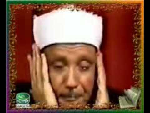 القران الكريم الشيخ عبدالباسط عبدالصمد سورة الرحمن