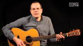 Blueridge BR-163 Review from Acoustic Guitar