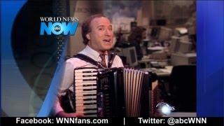 20th Anniversary - Barry Mitchell World News Now Polka