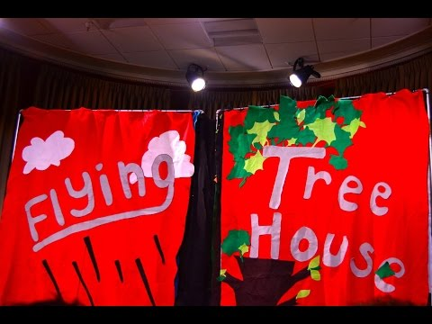 Flying Treehouse Winter 2015 Stanford Show