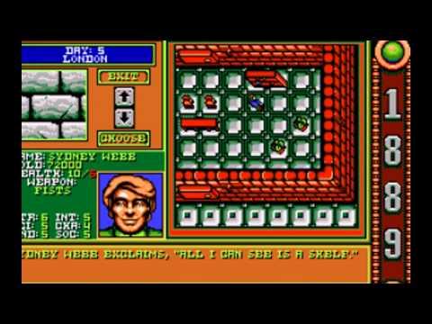 space 1889 for Amiga (slideshow)