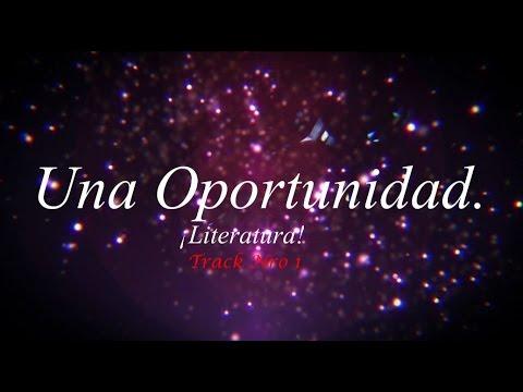 ♥Cancion Para Dedicar ♥ Una Oportunidad - Literatura - Oma206 | Rap Romantico 2016 | (Video Lyrics)