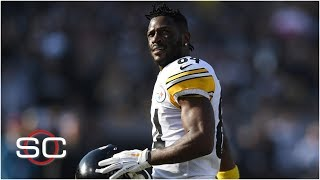 Raiders getting a determined Antonio Brown in trade with Steelers – Randy Moss | SportsCenter