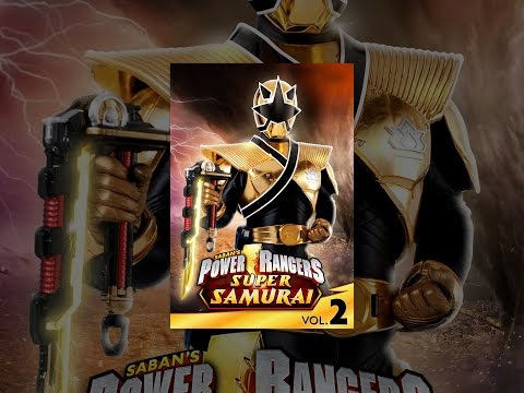 Power Rangers Super Samurai: Super Showdown (Vol. 2)