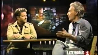 Late World with Zach 12 Bill Maher & Alanis Morissette