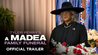 TYLER PERRY'S A MADEA FAMILY FUNERAL - On Digital May 21, on Blu-ray Combo Pack and DVD June 4!