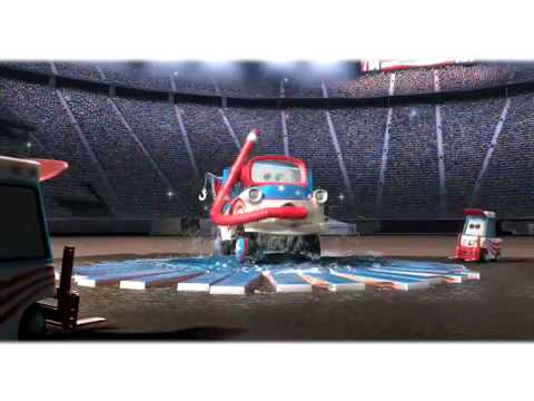 Mater The Greater- Cars Toon Video