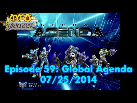MMO Grinder: Global Agenda review